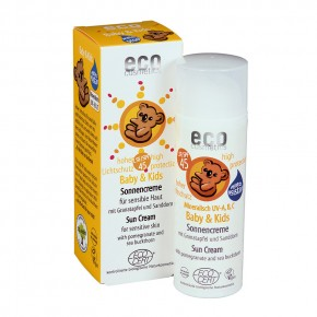 Eco Baby Sun Cream LSF 45 high mineral protection
