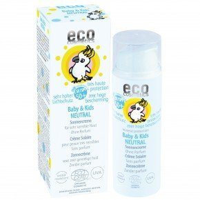 eco Baby & Kids Sonnencreme LSF 50+ NEUTRAL – ohne Parfum