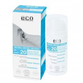 eco Sun Lotion NEUTRAL SPF 20 - Without perfum