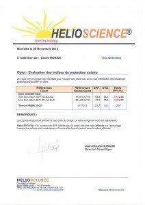 ECO Test HELIO