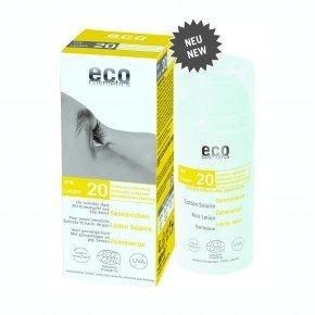 eco Sun Lotion SPF 20