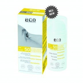 eco Sonnenlotion LSF 50