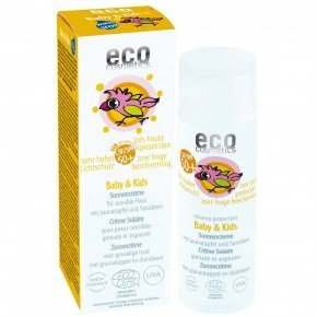 Eco Baby & Kids Sun Cream SPF 50+ very high mineral protection